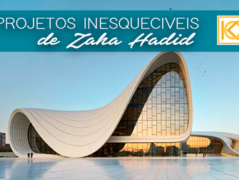 10 projetos inesquecíveis de Zaha Hadid