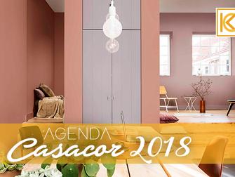 Agenda CASACOR 2018