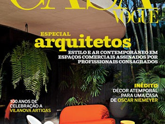 O Studio Karla Oliveira na Casa Vogue