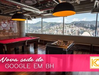 Conheça o escritório do Google em Belo Horizonte