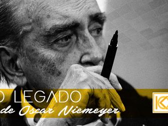O legado de Oscar Niemeyer