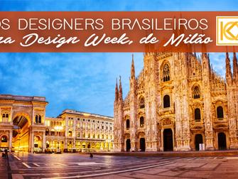 Os designers brasileiros que brilharam na Design Week de Milão