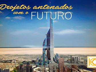 Projetos antenados com o futuro