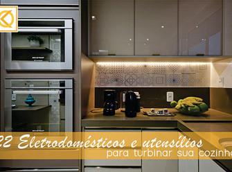 22 Eletrodomésticos e utensílios para turbinar a sua cozinha