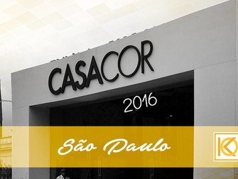 Casa Cor São Paulo 2016