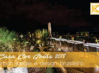 CASA COR Goiás 2018: urban jungle e design brasileiro em 43 ambientes para desacelerar