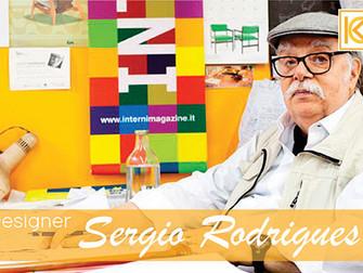 Designer Sergio Rodrigues