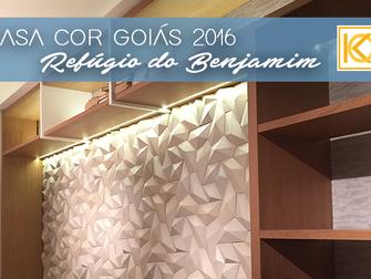 Casa Cor 2016: Refúgio do Benjamim