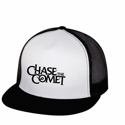 Chase the Comet Baseball Cap with Embroidery