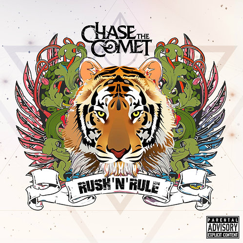 'Rush'N'Rule' signed CD