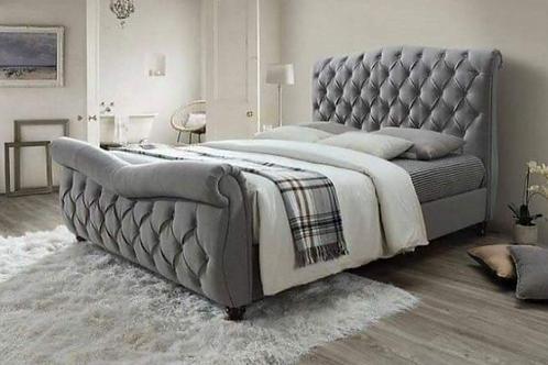 The Dubai Frame Bed