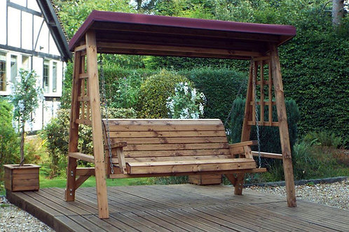Swing & Shelter (Solid Wood)