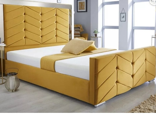 The New York Frame Bed
