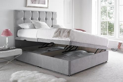 Cube Ottoman Divan Bed