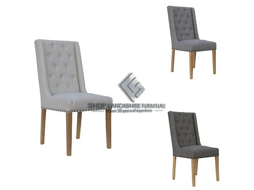 Chesterfield Post Chair