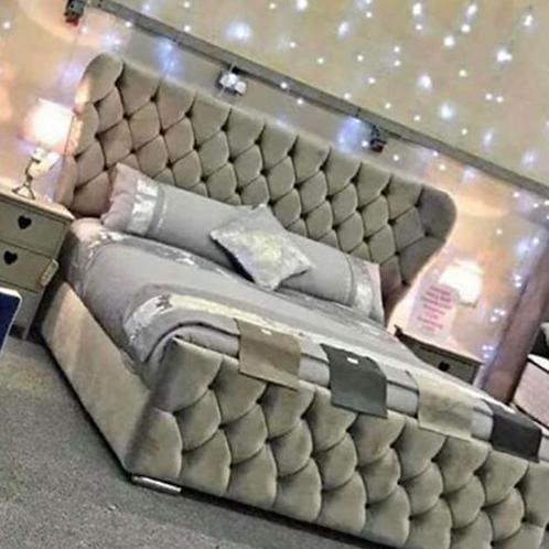 The Santorini Frame Bed