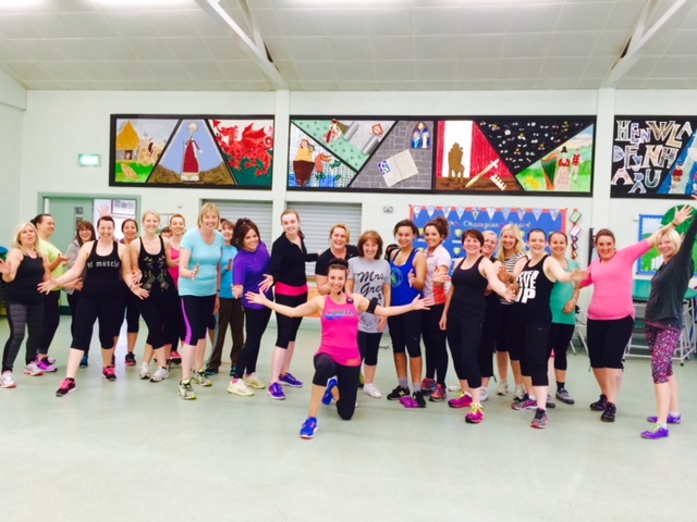 Ignite HIIT Group class