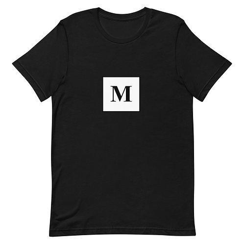 Marie Logo Short-Sleeve Unisex T-Shirt