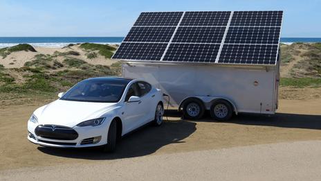 Tesla en zonnepanelen, een deal?
