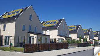Ikea Barendrecht als eerste verkoop zonnepanelen