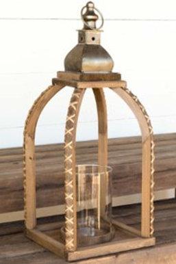 Flower Frame Lantern - Medium