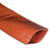 Brown Medium-Duty PVC Layflat Discharge