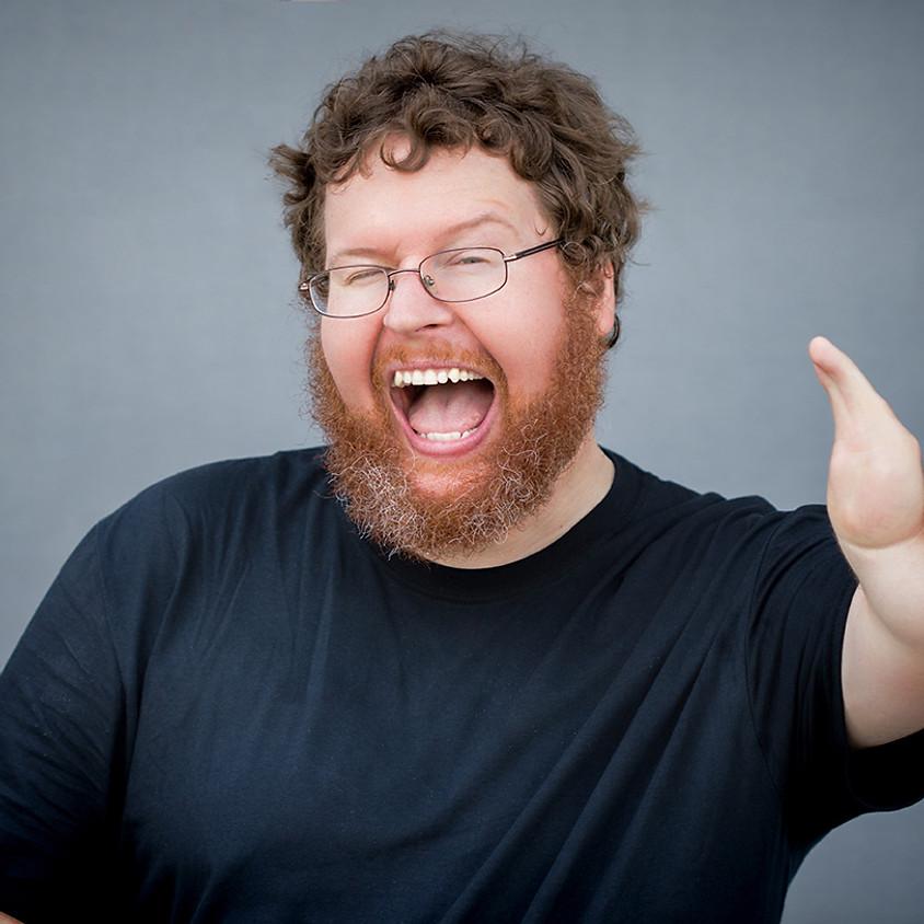 Ryan Niemiller at Church of Satire