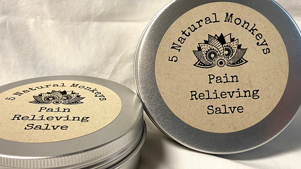 Pain Relieving Salve