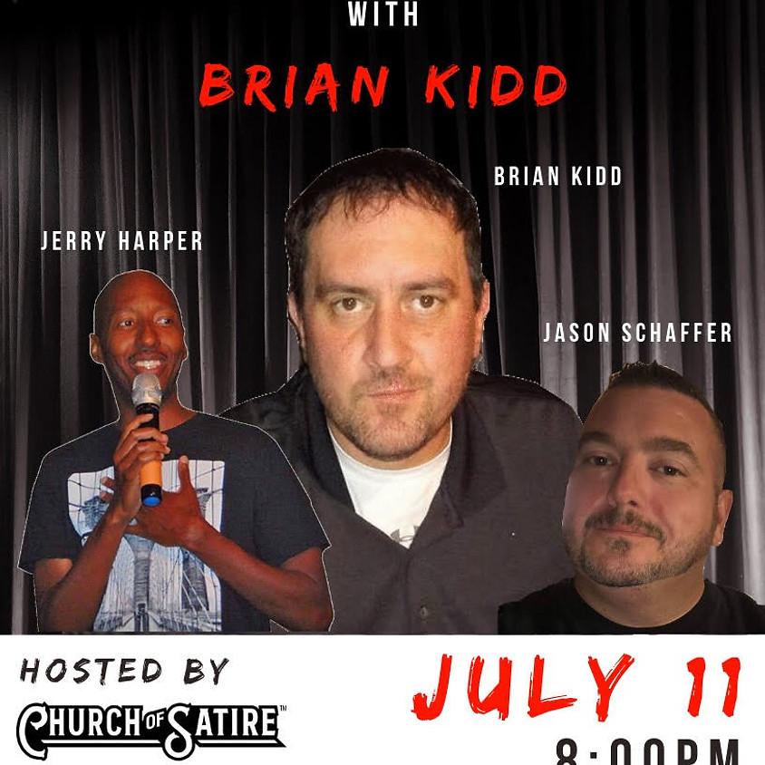 Brian Kidd Showcase