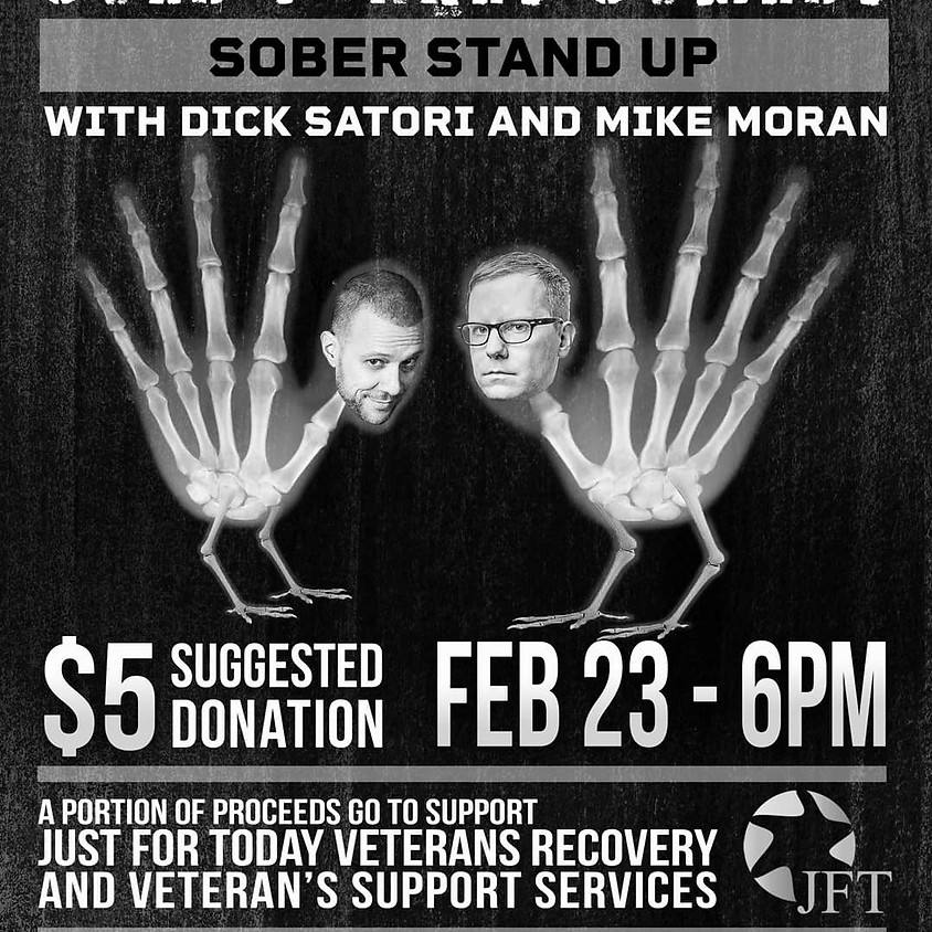 Cold Turkey Comedy: Sober Stand Up