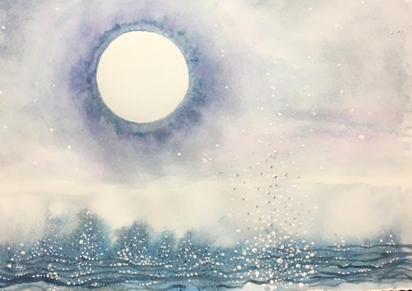 Full Moon / Rising