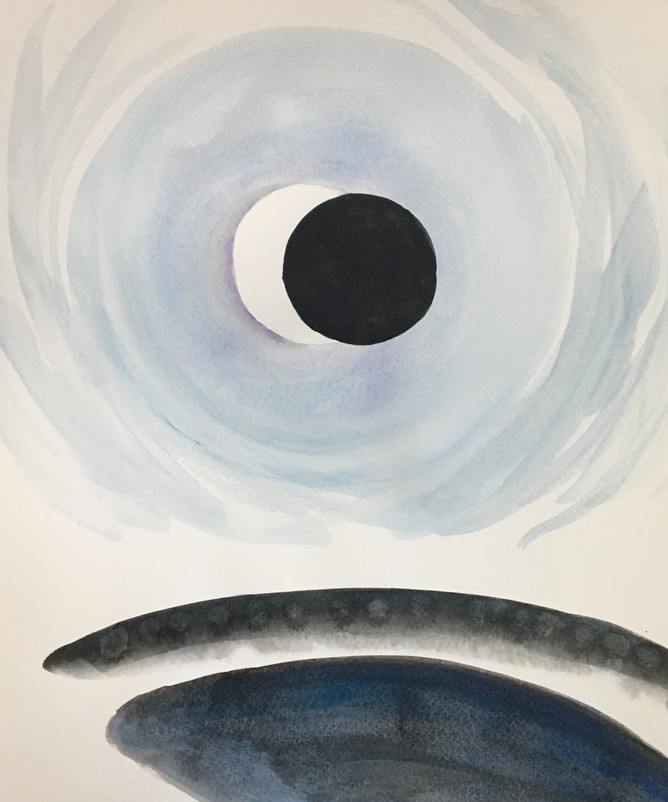 Waning Crescent / Intuition