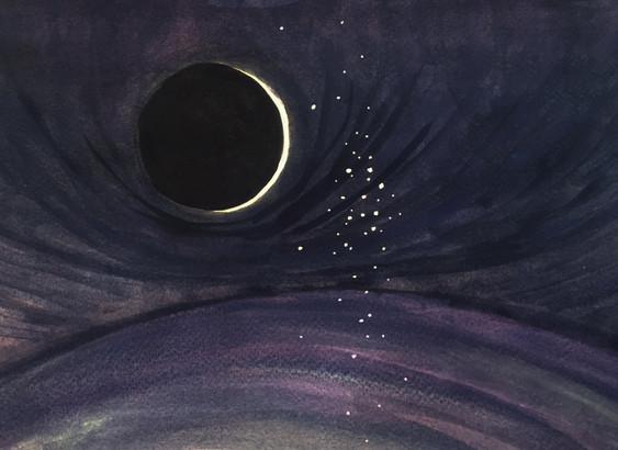 Waxing Crescent / Listening