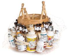 Medicine Basket with Safety Net