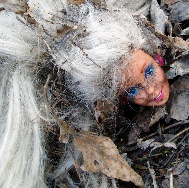 Bad Day Barbie