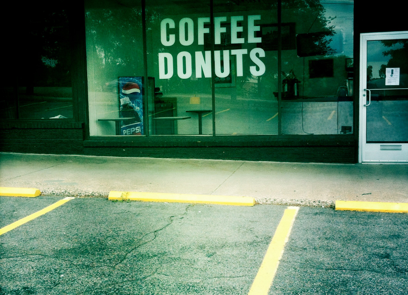 Coffee Donuts | End of the Line