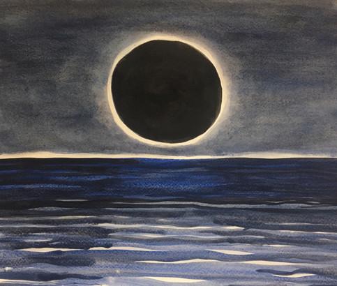 New Moon / Black Hole
