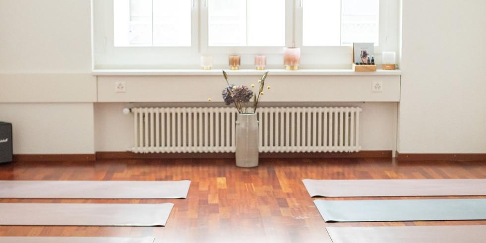 Baptiste Yoga Slow Flow ONLINE