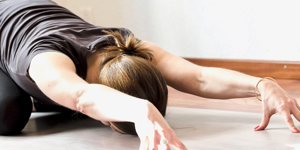 Yoga to tap into your own source