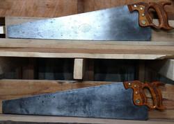 Disston No 16 pair restored