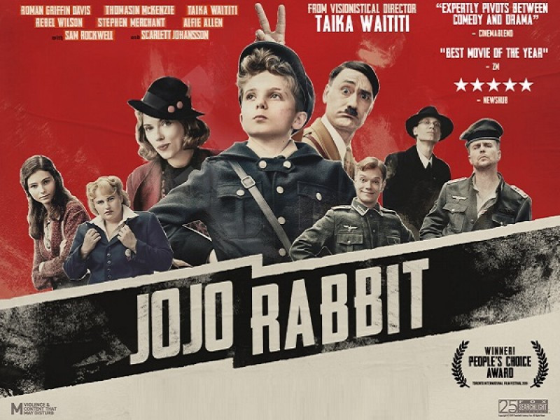 JoJo Rabbit Scarlett Johansson