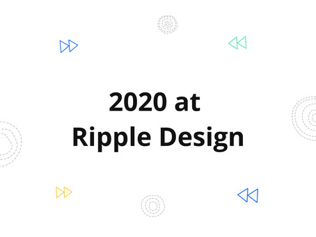 Here's what we have been up to in 2020!