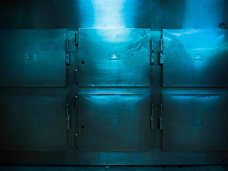 A Trip to the Morgue - A short story by Erin M. Wright