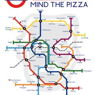 Pizzamas - Mind the Pizza
