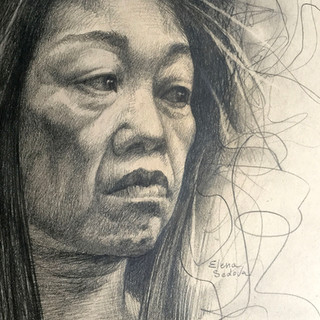 PORTRET DRAWING