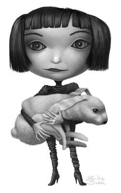girl_and_rabbit750