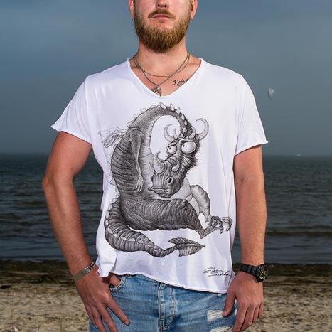 Dragon / Unisex T-shirt