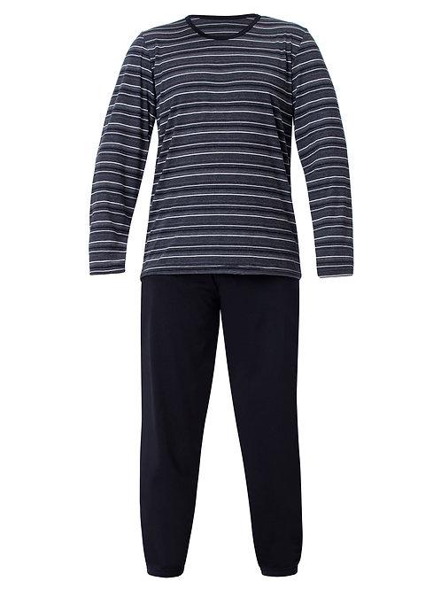 Pijama Longo Masculino Listrado