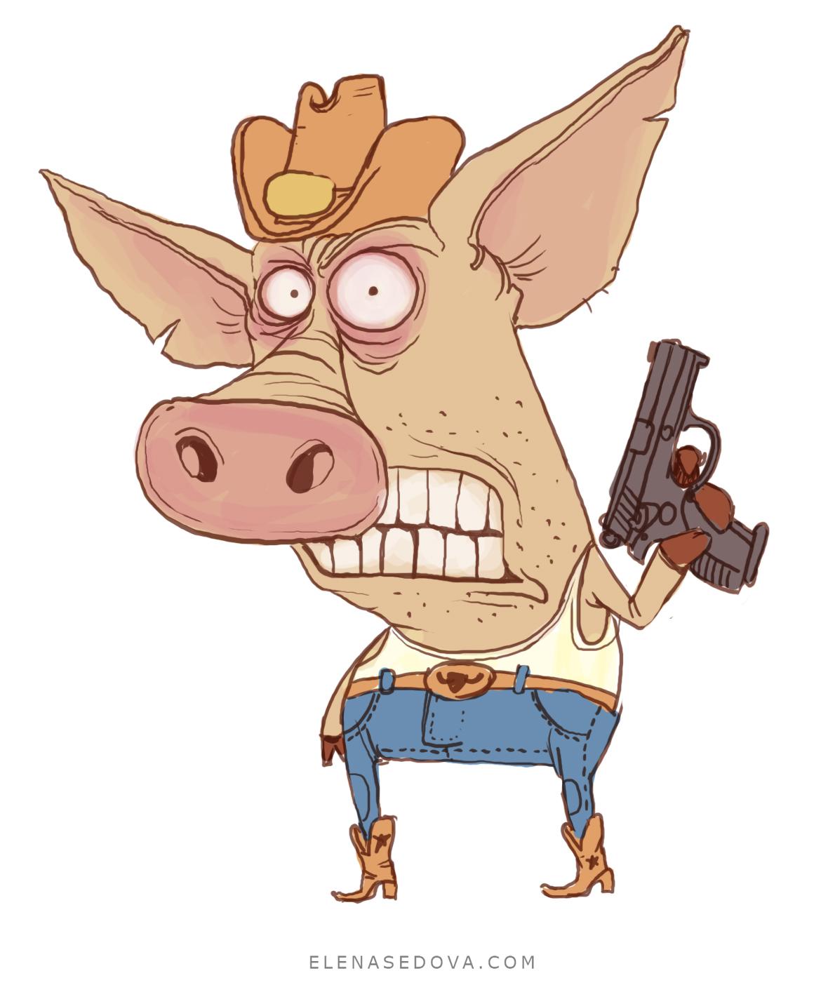 Cowpig