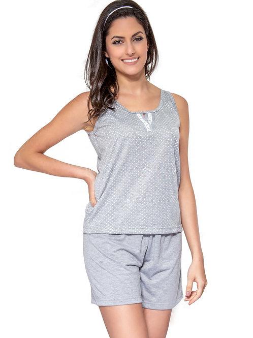 Pijama Regata em Malha